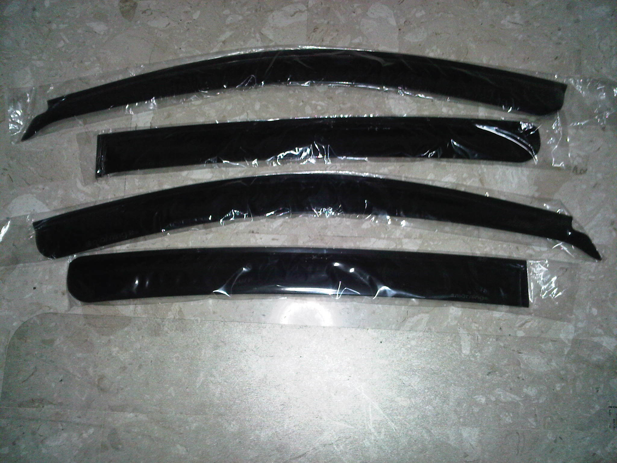 Chevrolet Aveo 2005-2011 Normal Window Visor